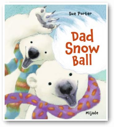 Dad Snow Ball