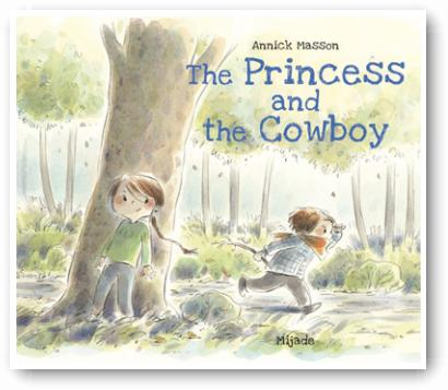 The Princess and the Cowboy