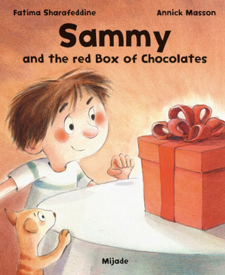 Sammy and the red box of chocolates