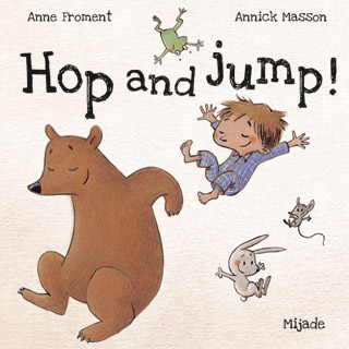 Hop and jump !